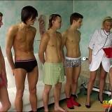 Boys Medical Exam - Group Exam Nr I