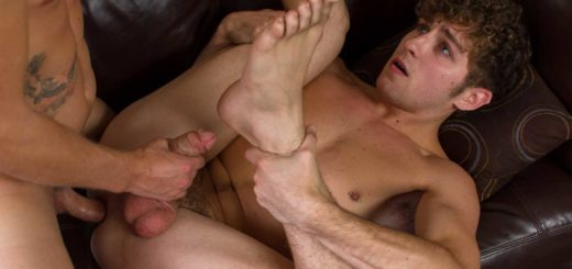 Helix Studios - Spit and Sit - Max Carter and Calvin Banks - 3