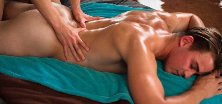 Helix Studios - Brad Chase and Josh Brady - Massage Therapy - 1