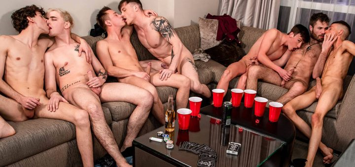 The Party - Orgy in Las Vegas - 2